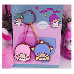 Kerr'S Choice Little Twin Stars Key Chain Key Cover Key Caps | Little Twin Stars Bag Accessories | Little Twin Stars Gift