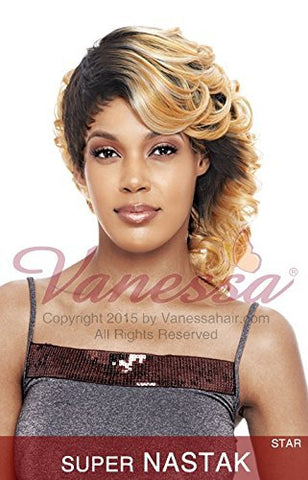 Super Nastak (Sp1B/30) - Vanessa Fifth Avenue Fashion Wig Super Collection