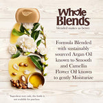 Garnier Hair Care Whole Blends Illuminating Conditioner With Moroccan Argan &Amp; Camellia Oils Extracts, 3 Count