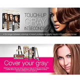 Cover Your Gray Brush-In Wand - Mahagony