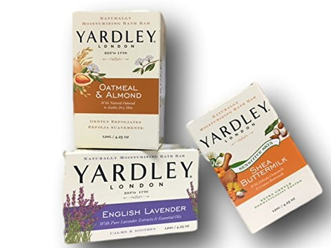 Yardley Of London Soap Multipack Nostalgic Memories