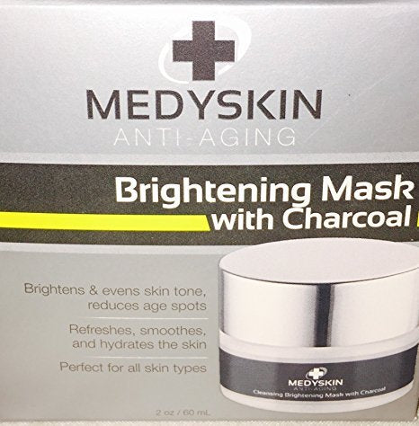 Medyskin Anti-Aging Brightening Mask With Charcoal