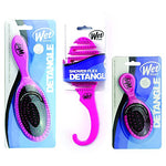 Wet Brush Detangling Trio, Pink, 11 Ounce