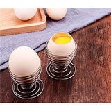 Beauty Makeup Sponge Blender Holder, Makeup Sponge Drying Stand, Egg Powder Puff Display Stand, Makeup Organizer Case- Silver - 2 Pieces
