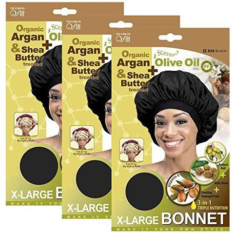 Qfitt Premium Band Bonnet Xl #829