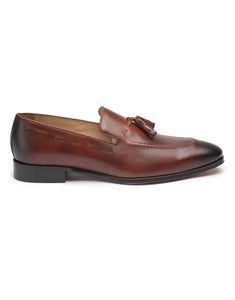 Patina Tassel Loafer-HBDAR009