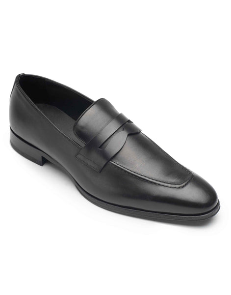 Charcoal Penny Loafer-HBDAR005