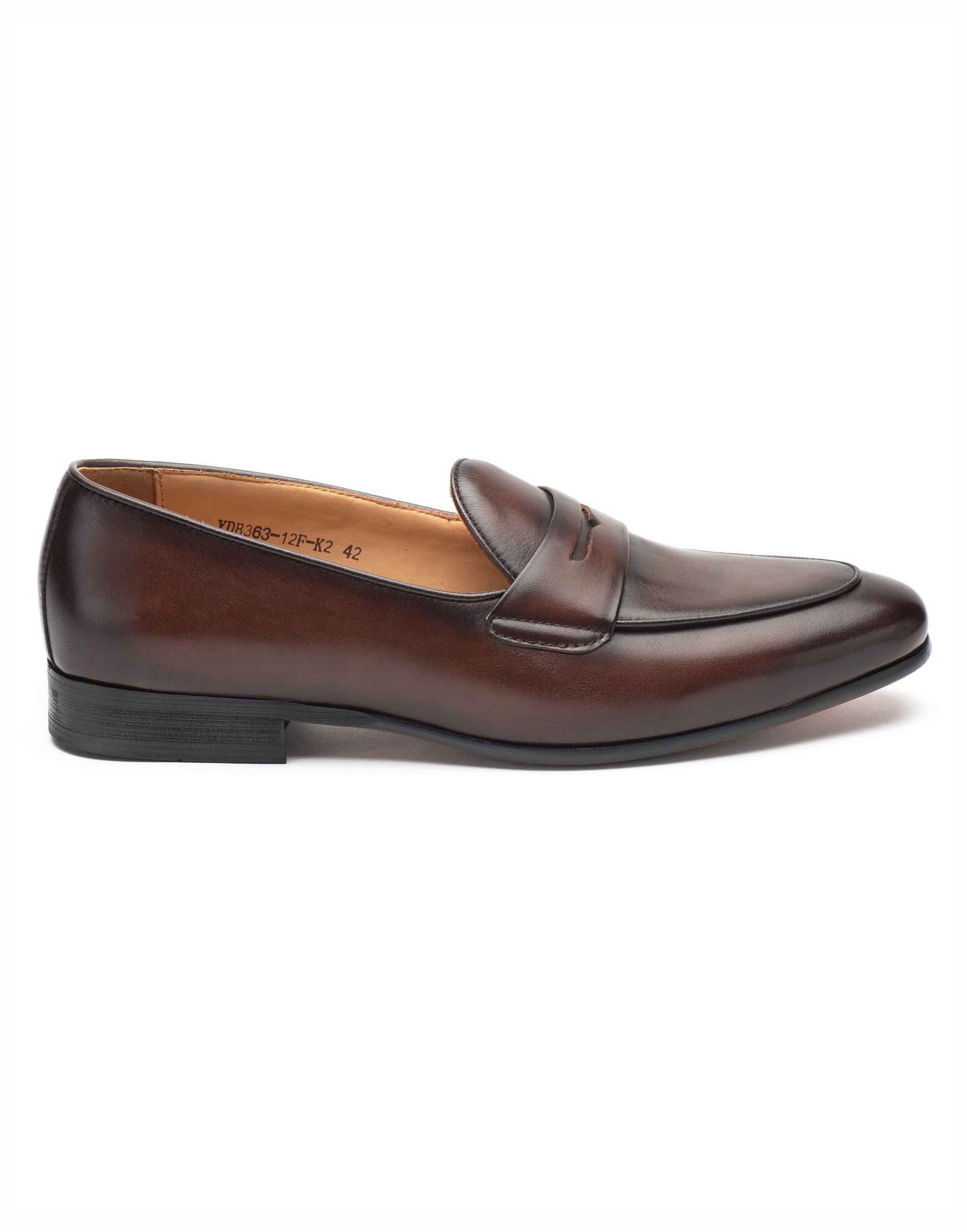 Cocoa Penny Loafer-YDB363-12F-K2