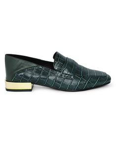Emerald Foldable Slip-on Shoes