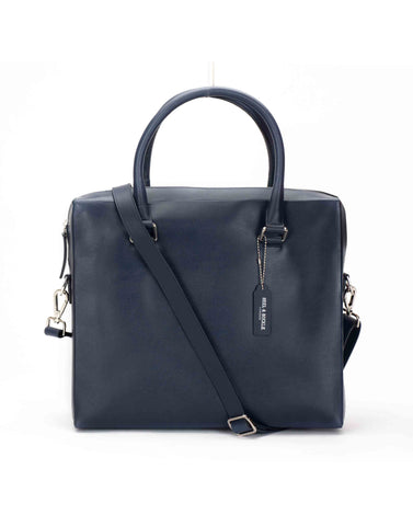 Navy Laptop Bag