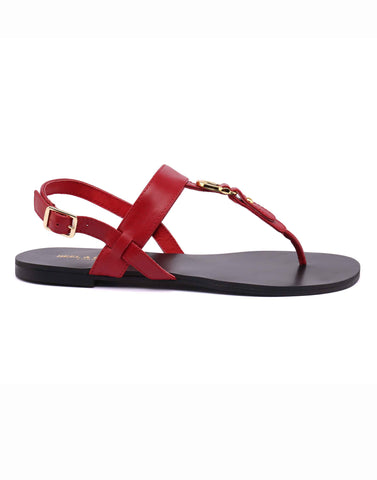 Imperial Thong Strap Sandal