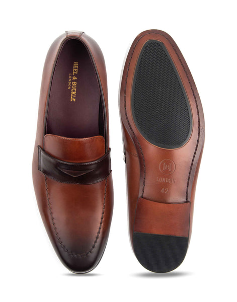 Classic Brown Moccasin