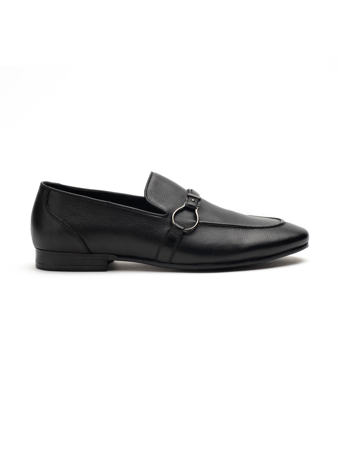 Carousal Black Loafers