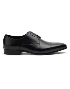 Stately Black Derby