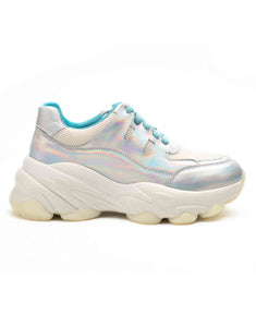 Hologram sneakers