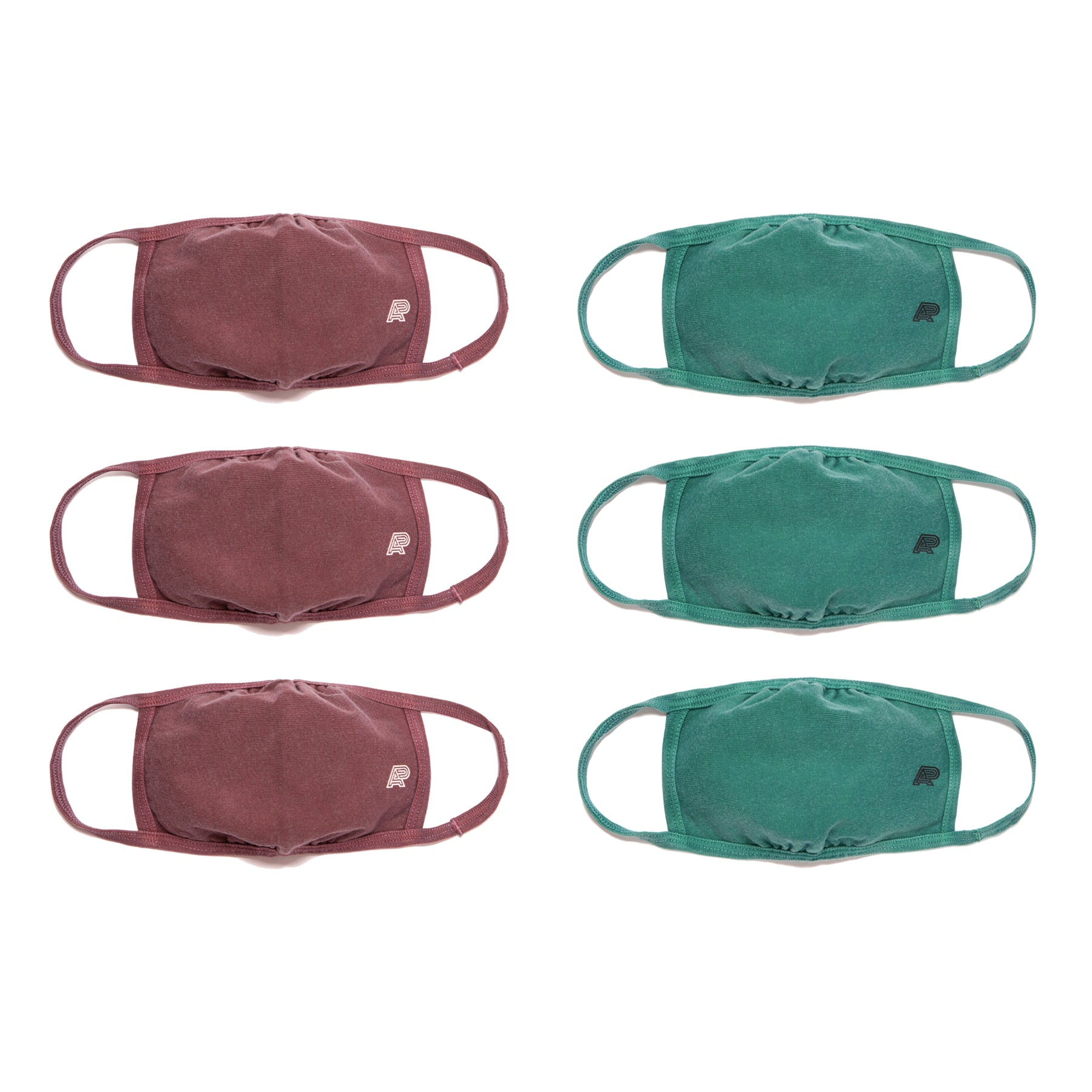 PIGMENT DYE MASK (3-PACK)