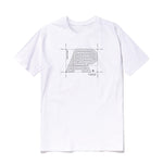 Building Block Crop Tee