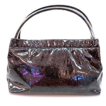 Load image into Gallery viewer, Miu Miu Metallic Grey Plastic Satchel
