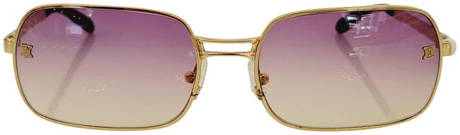 Céline Golden / Blue 1980´s Made In Italy Sunglasses