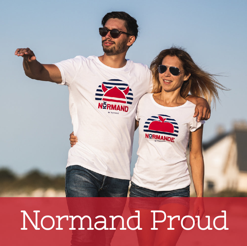 Proud Normandie