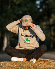 "Casquette Snapback ""Cherwood Official Team"""