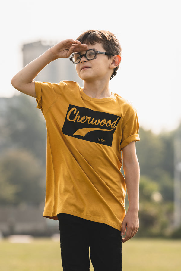 T-shirt enfant Cherwood Reverse