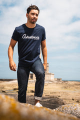 "T-shirt homme ""Cotentinois"""