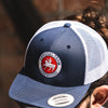 "Casquette Snapback ""Cherwood Official Team"" - Navy"