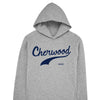 sweat a capuche cherwood
