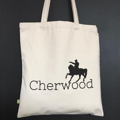 tote bag cherwood blanc
