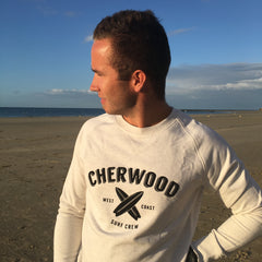 Sweat homme Cherwood surf crew