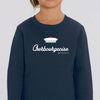 Sweat fille Cherbourgeoise bachi