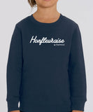 "Sweat fille ""Honfleuraise"""