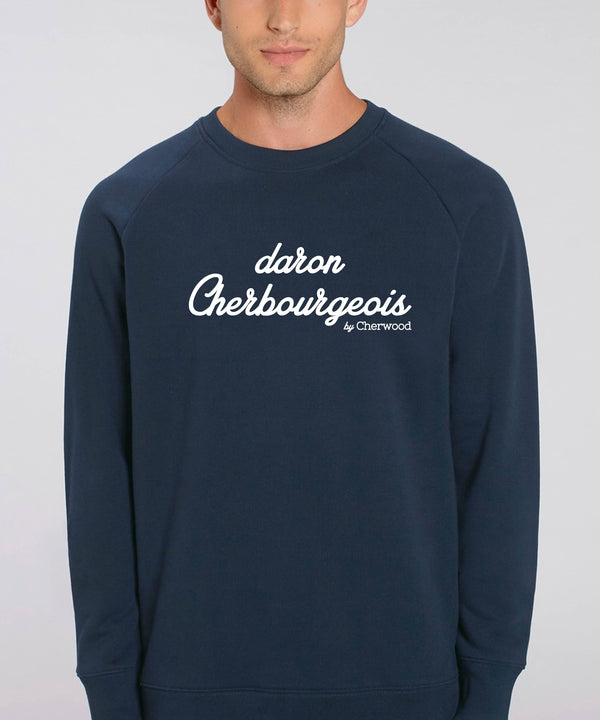 "Sweat Homme ""Daron Cherbourgeois"""