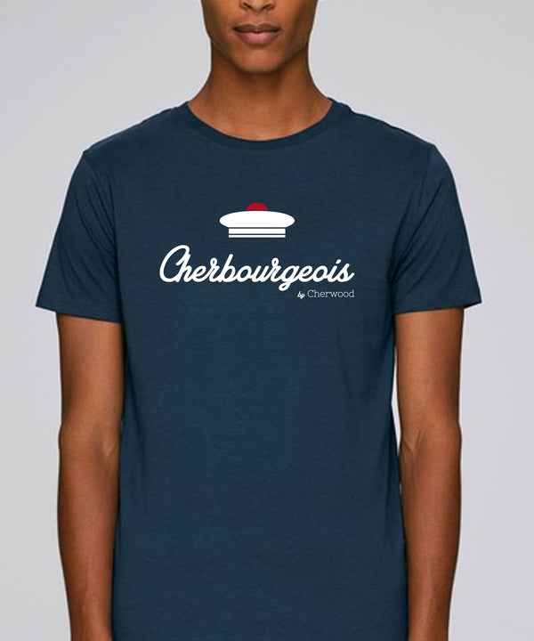 T-shirt homme Cherbourgeois bachi