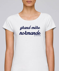 "T-shirt ""Grand-mère Normande"""