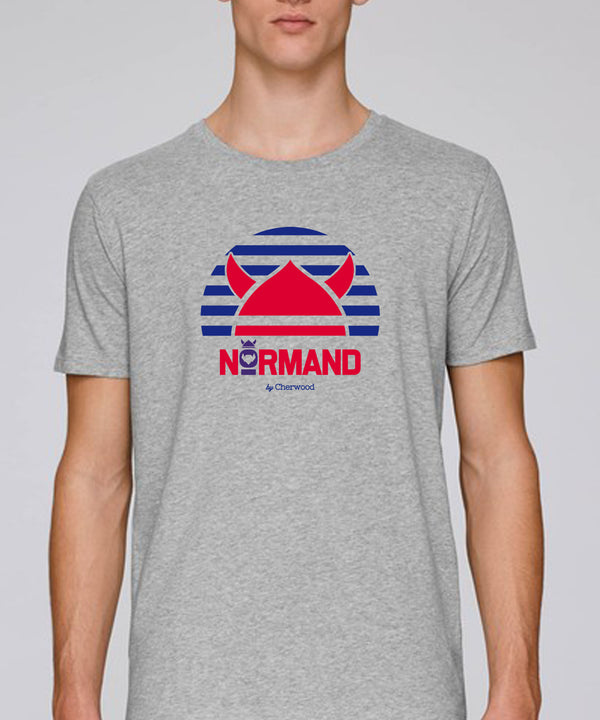 T-shirt homme Proud Normand viking