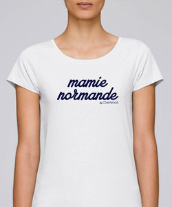 "T-shirt ""Mamie Normande"""