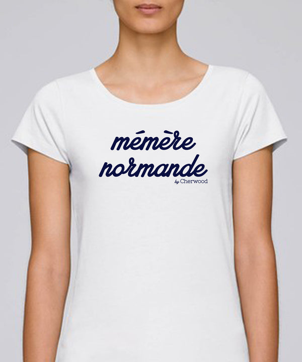 T-shirt - Mémère Normande