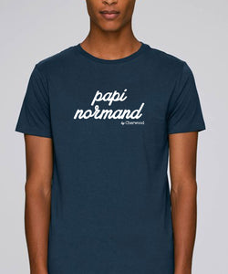 "T-shirt homme ""Papi Normand"""
