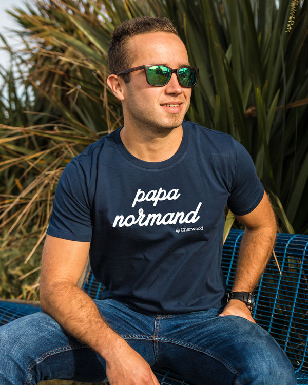 "T-Shirt Homme ""Papa Normand"""