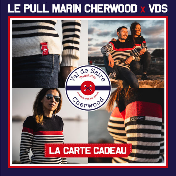 La Carte Cadeau Pull marin by Cherwood