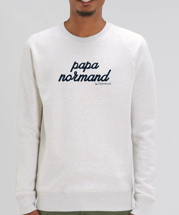 "Sweat Homme ""Papa Normand"""