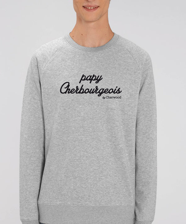 "Sweat Homme ""Papy Cherbourgeois"""