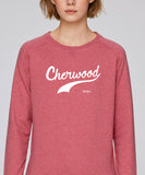 "Sweat Femme ""Cherwood Signature"""