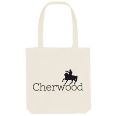 Sac Tote Bag Cherwood Logo
