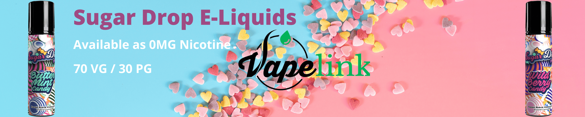 Sugar Drop Candy E-Liquids in Australia | Candy Flavoured E Juice