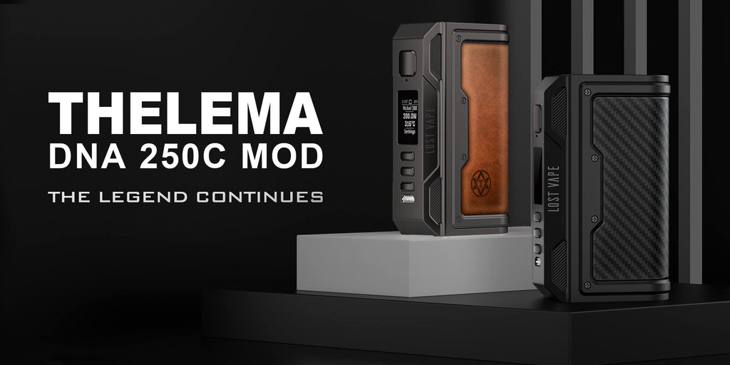 Thelema DNA 250c Mod by Lost Vape