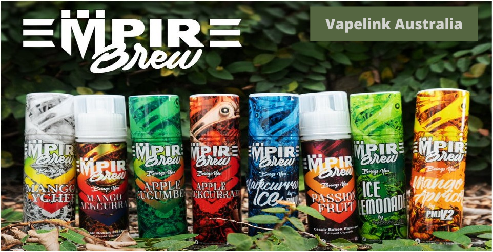 Empire Brew vape juice australia