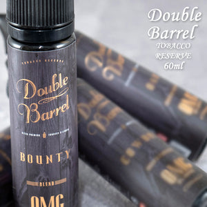 Double Barrel  BOUNTY  USA Tobacco E Juice